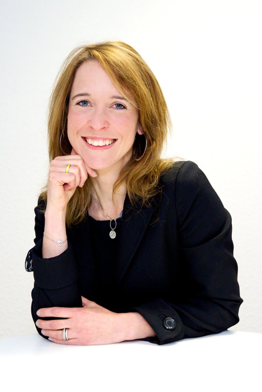 portrait corporate femme d'entreprise