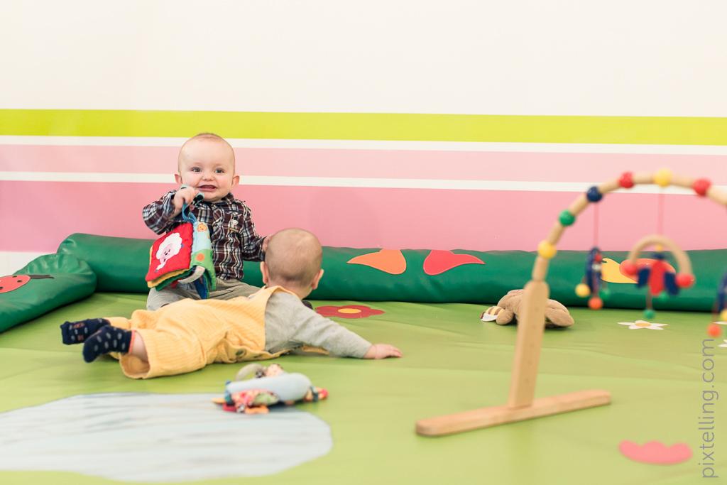 photo parc bébé creche grenoble